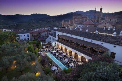 Top 10: locais especiais para um destination wedding na Espanha