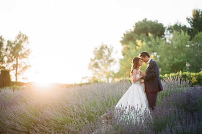 An Enchanting Chateau Wedding: Nicky + Daniel say I do in France