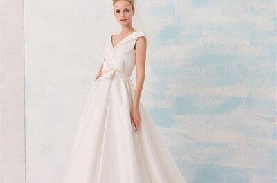 Abiti da sposa principessa 2015: l'opzione evergreen tra tradizione e glamour