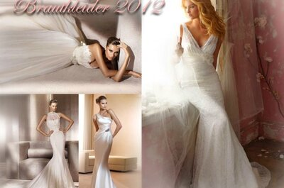 Brautkleider 2012 Kollektionen - Brautmode 2012