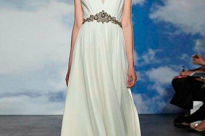 Vestidos de novia 2015: Luce espectacular el día de tu boda