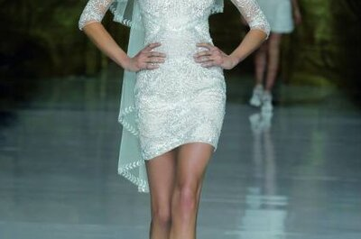 The Stunning Collection of Pronovias Wedding Dresses 2014