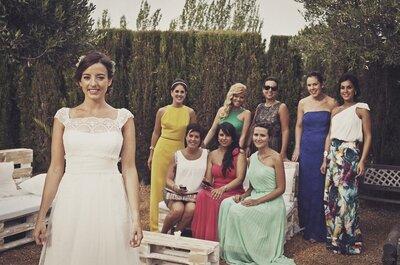 Protocolo y etiqueta para las invitadas de boda