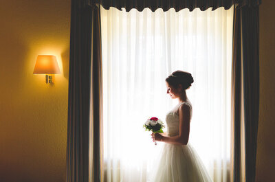 Brautfrisuren & Make-up für eine klassische Braut 2017! Zeitloser Stil am Hochzeitstag