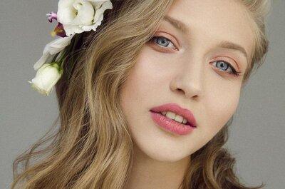 Природная красота: как создать естественный образ невесты
