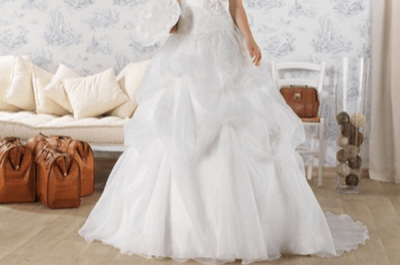 Brautmode in Nürnberg - so werden Sie zum strahlenden Mittelpunkt