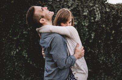 Seis emociones que vivirás antes de la boda