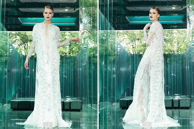 Vestidos de novia vintage 2015: la tendencia eterna