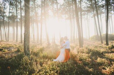 Joana & Renato: nove anos de amor que deu um fruto muito especial