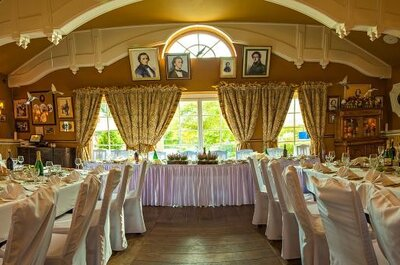 Najlepsze miejsca na Twoje przyjęcie ślubne w Warszawie!