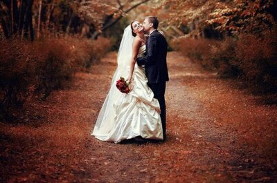 Using autumn produce in your autumn wedding
