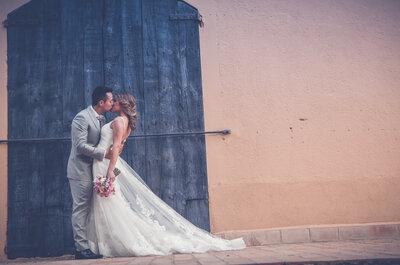 El día más divertido de mi vida: la boda de Lorena y Cristian