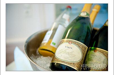 6 conseils pour bien choisir le vin et le champagne du mariage