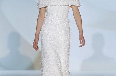 Vestidos de novia 2015 de Jesús Peiró