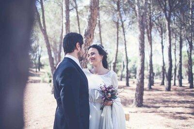 3 sencillos tips para salir guapa en tu reportaje de boda