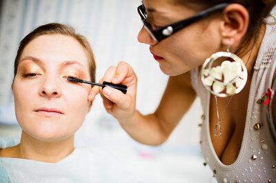 Wie Bräute das perfekte Braut-Make-up wählen! Alles eine Frage der richtigen Farbe
