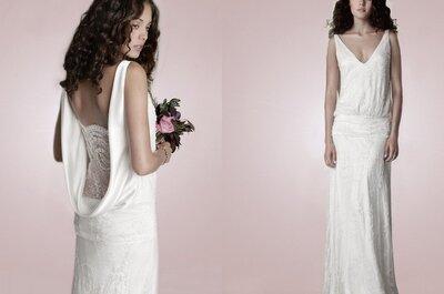 El vestido de la semana: un diseño de estilo años 20 de Charlie Brear