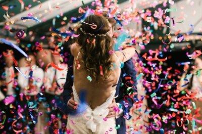 Consigue la mejor música y animación para tu boda: ¡que comience la fiesta!