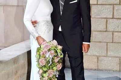 Inspírate en el look de novia de Rosa Clará