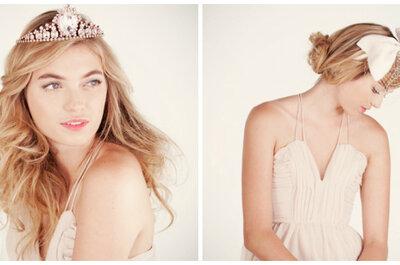 Look de noiva: 6 opções para fugir do véu
