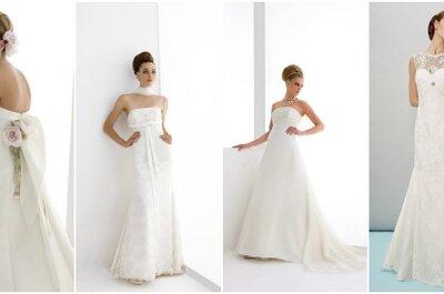 La prova dell'abito: entriamo in atelier con una sposa