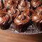 Cupcakes de chocolates. Foto: Paulo Herédia