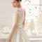 Hochzeits-Kleid: Brautkleid mit Schleife
