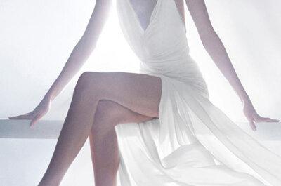 Leveza e inspiração para noivas e convidadas: Donna Karan 2013