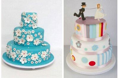 5 empresas de repostería de boda para una celebración muy dulce en Bogotá