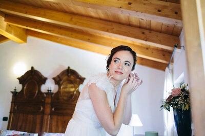Todo lo que tienes que saber sobre tu maquillaje si eres novia o invitada