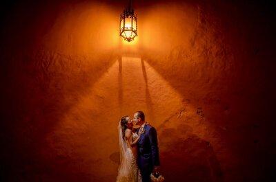 ¿Cómo lograr fotos de boda diferentes? Dos experimentados fotógrafos de matrimonios en Cartagena, responden