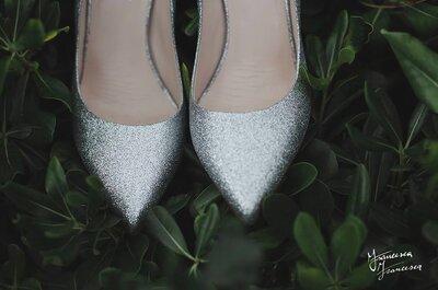 Ecco perché NON indossare scarpe con i tacchi per il vostro matrimonio: 4 ragioni che vi convinceranno