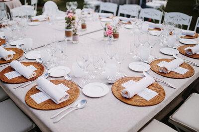 5 estilos de vajillas para decorar las mesas: ¡espacio para la creatividad!