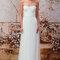 Suknia ślubna z kolekcji Monique Lhuillier