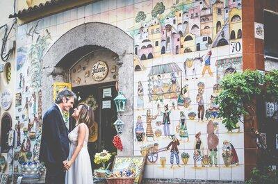 I migliori atelier da sposa a Salerno