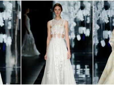 Extravagante Brautmode von YolanCris 2016: Ein Hauch von Haute Couture!