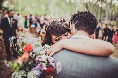 Dom de um bom fotógrafo de casamento: captar a emoção da noiva