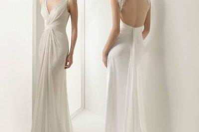 Vestido de noiva Soft by Rosa Clará 2013: hoje escolho delicadeza
