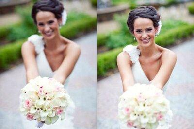 Tendências para buquês de noiva em 2014
