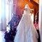 Daniela, dettagli del suo spettacolare abito - Fotografia Ileana  Forneris