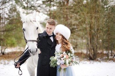 Зимнее вдохновение: история Любви и Евгения