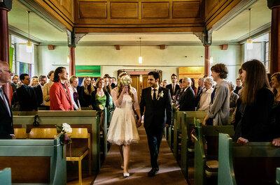 7 Dinge, mit denen Brautpaare bei der Hochzeit rechnen sollten!