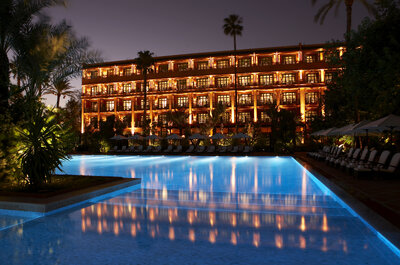 La Mamounia: Spend a Luxurious Honeymoon in Marrakech