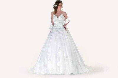 Brautkleider von Lady Pearl aus der Kollektion 2013