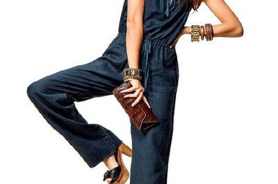 Elegantes y modernos pantalones para invitadas