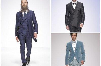 Mode-Trends 2015 für den Bräutigam