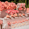 A beleza dos doces para seu casamento com forminhas D. Flor, doces Louzieh. Foto: Cuca Bordon