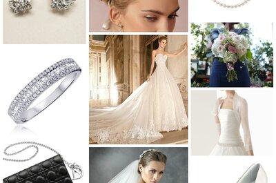 Look pour une mariée princesse : une robe de conte de fées et ses 10 accessoires