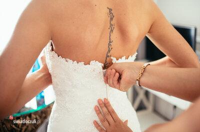Reportaż ślubny: przysięga w plenerze, piękna Para i ich uczucie!