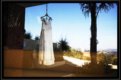 Tendencias: fotos originales al vestido de novia